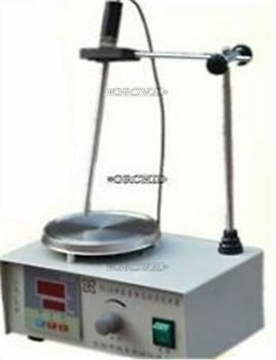 85-2A Magnetic Stirrer Heating Plate Hotplate Mixer Dual Display Speed&Temp A I