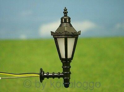 S380 - 5 Pieces Wall Lamps With LED - Height 4,5cm Streetlights lamps