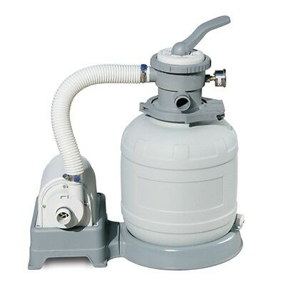 "12"" Sand Filter Pump for Above Ground Pools"
