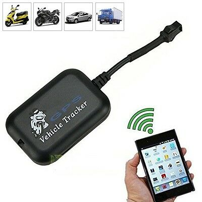 Vehicle Anti-theft GSM/GPRS/GPS Tracker Locator Global Real Time Tracking Device