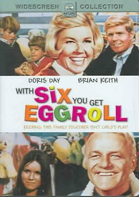 With Six You Get Eggroll New Region 1 Dvd