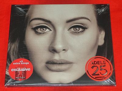 Adele 25 [Deluxe Edition CD] with +3 Bonus Tracks by Adele