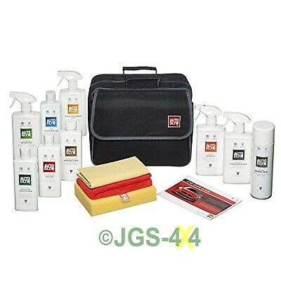 AUTOGLYM Perfect Bodywork, Wheels & Interiors Collection Gift Pack