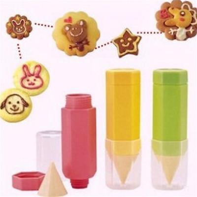 1set Cake Decorating Supply Cookie Pastry Baking Drawing Multicolor Pen 3PCS S