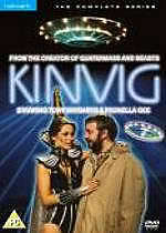 Kinvig - The Complete Series New Region 2 Dvd