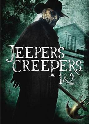 Jeepers Creepers/Jeepers Creepers 2 New Region 1 Dvd