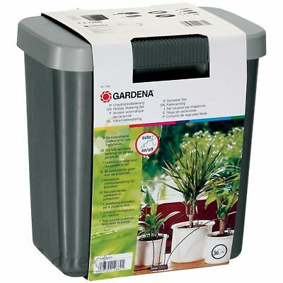 Gardena Micro Drip Holiday Irrigation System 1266 With Watertank
