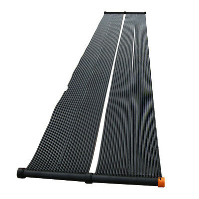 Swimming Pool Solar Collector Heater Water Heating  Energy Efficiency 70x600 cm