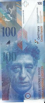 Switzerland 100 Francs P-72 Unc