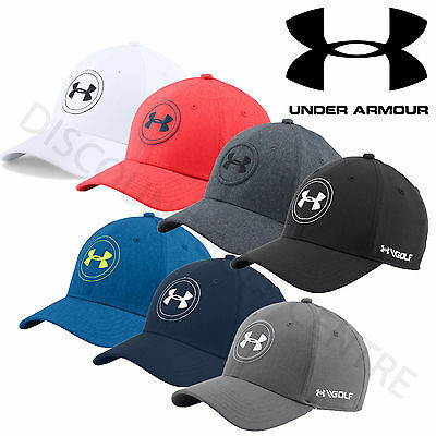 Under Armour 2016 Mens UA Official Jordan Speith Tour Cap 2.0 Golf Hat - 1288984
