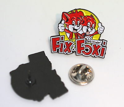 Fix & Foxi Pin (Pw 217)