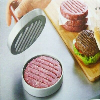 Cook Hamburger Patties Maker Burger Press Meat Kitchen Dining Bar Tool Hot Sale