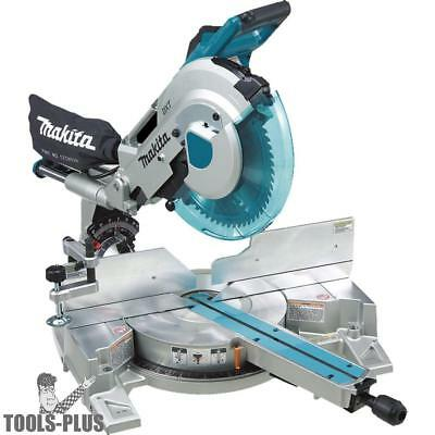 "Makita 12"" Dual Slide Compound Miter Saw + Laser LS1216L New"