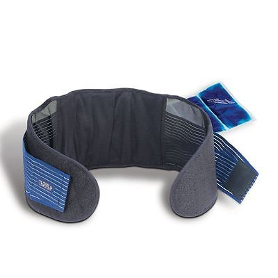 Homedics Hot & Cold Therapy Lower Back Wrap Support Waist Belt Brace L/XL New