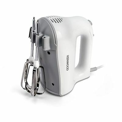 Kenwood HM520 White Electric 3 Speed 280W Compact Stylish Hand Food Mixer New