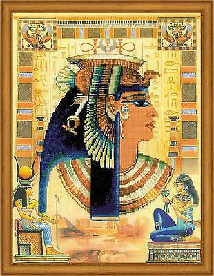 """Counted Cross Stitch Kit RIOLIS 0046 PT - """"Cleopatra"""""""