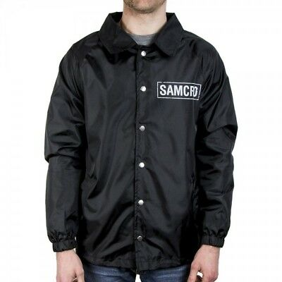 Sons Of Anarchy Coach Jacket L Brand New
