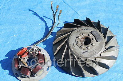Vespa P125X VNL3M Lichtmaschine Polrad 990721 20mm Volano Ignition Flywheel
