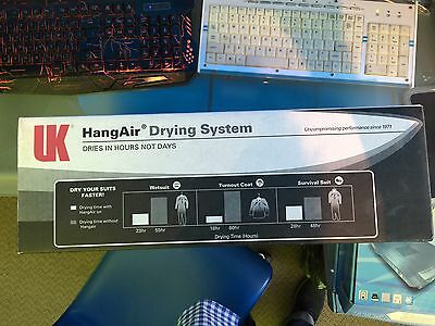 Underwater Kinetics HangAir Drying Systems for Wetsuits and Drysuits
