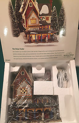 Department 56 Heritage Dickens Village The China Trader 58447