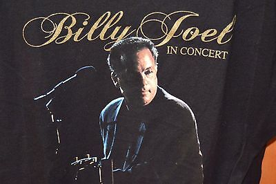 BILLY JOEL XL Ladie's Cut Concert Shirt 2014