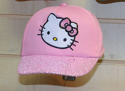 WHOLESALE LOT 50 PCS CHILD'S KIDS cat CAPS £1 EACH