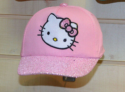 WHOLESALE LOT 60 PCS CHILD'S KIDS cat CAPS £0.75 EACH