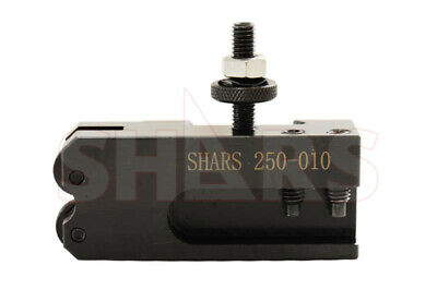 Shars Oxa #10 Knurling Turning & Facing Holder Cnc Lathe Tool Post 0Xa 250-010