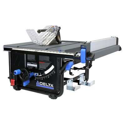 Delta Woodworking 6000 Series 15 Amp 10 In Portable Table Saw 36 6010 New