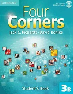 Four Corners Level 3 Student's Book B with Self-study CD-ROM an... 9781107668614