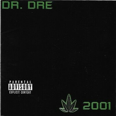 2001 [PA] by Dr. Dre CD 1999 Aftermath & BONUS CD! GIve to A Friend! Excellent!
