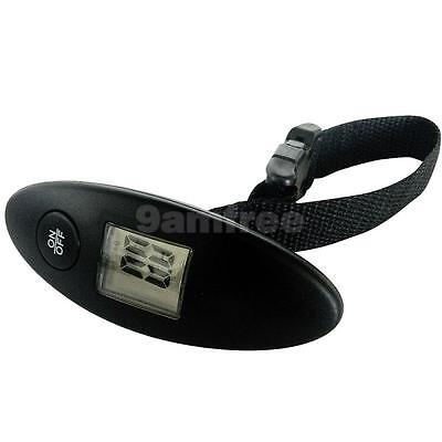 40KG Portable Handheld Digital Luggage Scale Weighing Travel Suitcase Scales