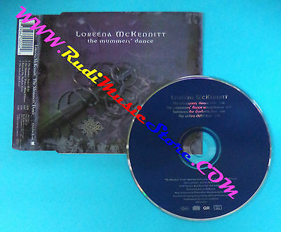 CD singolo Loreena McKennitt The Mummers' Dance 3984-20200-2 GERMANY 1997(S29)