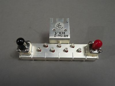 Waveguide 075-410662-00202 Band Pass Filter - NEW