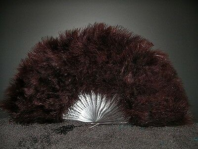 Hats//Crafts//Halloween//Costume 12 Pcs FEATHER PADS Natural Walnut #P65