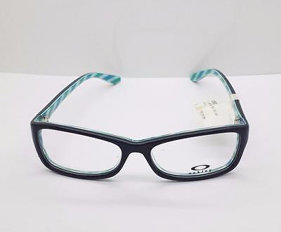 New Oakley Eye Glasses Ox1088-0453 Black Cosmo Short Cut 53/15/139