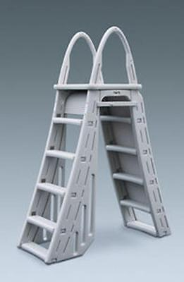 Roll Guard A Frame Above Ground Pool Ladder Confer Plastics 7200