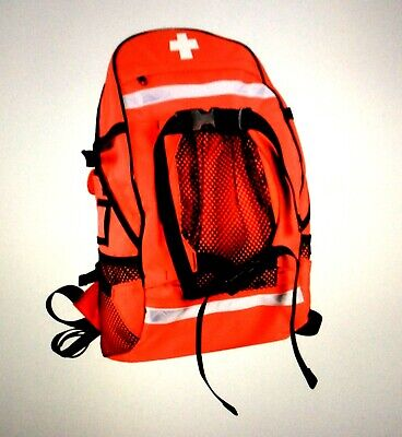 ROTHCO EMS Trauma backpack orange emergency disaster survival bug out bag GIFT