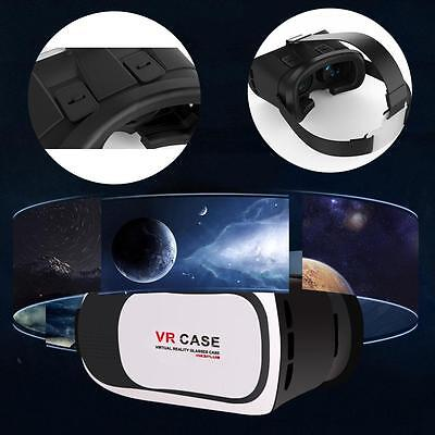 3nd VR CASE Control Google Cardboard Gen Virtually Reality 3D Glasses Headset AD