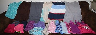 Adorable Girls Lot of Summer Clothes size 6, 6X and 6-7