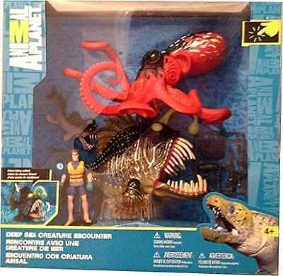 Animal Planet Deep Sea Science Nature Real Toy Look Hobby Animal Children Hobby