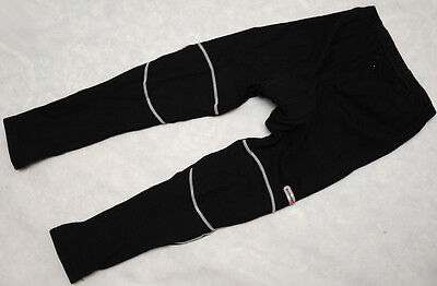 SHIMANO - genuine HIGH QUALITY thermal PADDED pants TIGHTS - men's M women's XXL