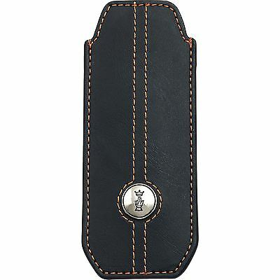 Opinel Black Synthetic Leather Pouch Sheath