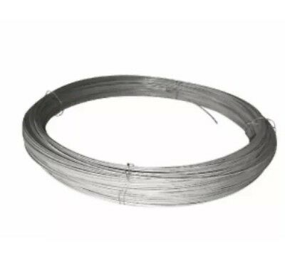 25kg Coil - Galvanised Fencing Line Wire High Tensile-2.50mm (Approx 649 mtrs)