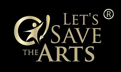 U.S. Registered Trademark-- Let's Save the Arts- Great Opportunity