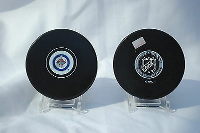 Winnipeg Jets, NHL Collectors Puck