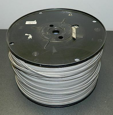 TELEPHONE 8 WIRE 26 AWG, STRANDED, Silver  1000ft CABLE - GC 30-9940 PLASTIC SPL