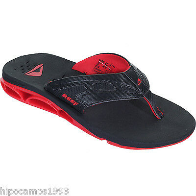 Chanclas Reef X-S-1 Chili Red Black sandals flip flops infradito tongs