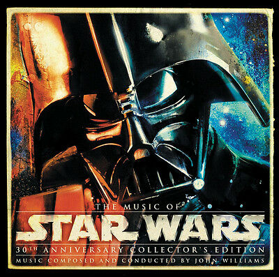 The Music of Star Wars: 30th Anniversary Collector's Edition Soundtrack Box Set