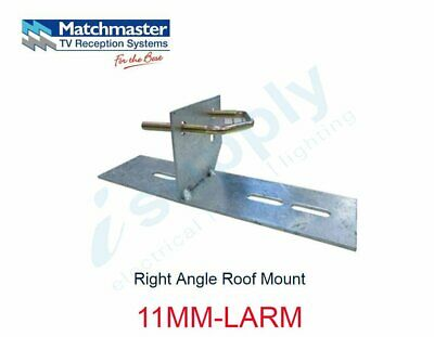 MATCHMASTER Antenna Right Angle Roof Mount  11MM-LARM